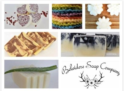 Belvidere Soap Company Treasured Gifts 'n Things, Shop Online Events & Craft Shows, Winnipeg, MB