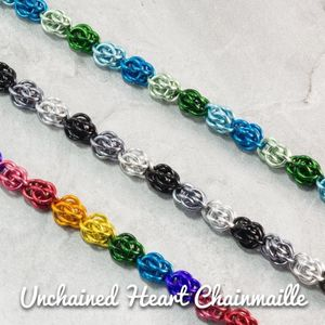 Unchained Heart Chainmaille Treasured Gifts 'n Things, Shop Online Events & Craft Shows, Winnipeg