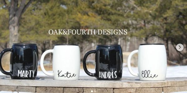 Oak & Fourth Shop Local Online Winnipeg Vendors Online Shop Craft-Sale-Artisan-Market