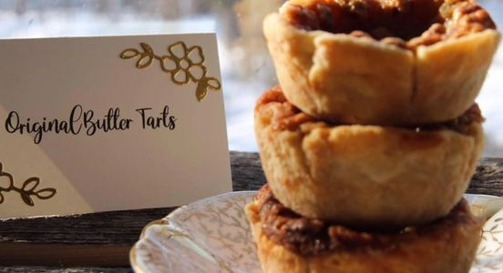 The Butter Tart Lady  Treasured Gifts 'n Things, Shop Online Events & Craft Shows, Winnipeg, MB