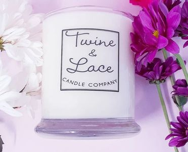 Twine & Lace Candle Co Shop Local Online Winnipeg Vendors Online Shop Craft-Sale-Artisan-Market