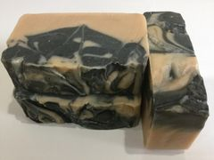 Activated Charcoal, Kefir & Rhassoul Clay Soap