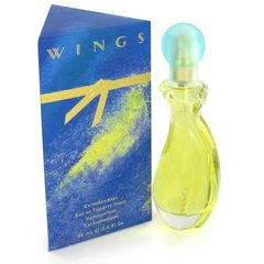 GIORGIO BEVERLY HILLS Wings 3.0 oz EDT for women