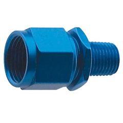 #3 swivel x 1/8MPT blue