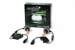 Race Sport Gen3 H4 LED Single Headlight w/Copper Core