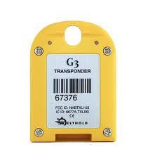 Westhold G3 transponder