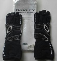 Oakley Carbon X driving glove-black-small