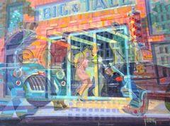 Big And Tall Prismatism-Original Painting