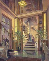 Siamese Dream-30x24 Print On Canvas