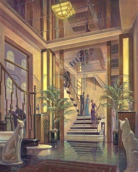 Siamese Dream-24x20 Print On Matte Paper