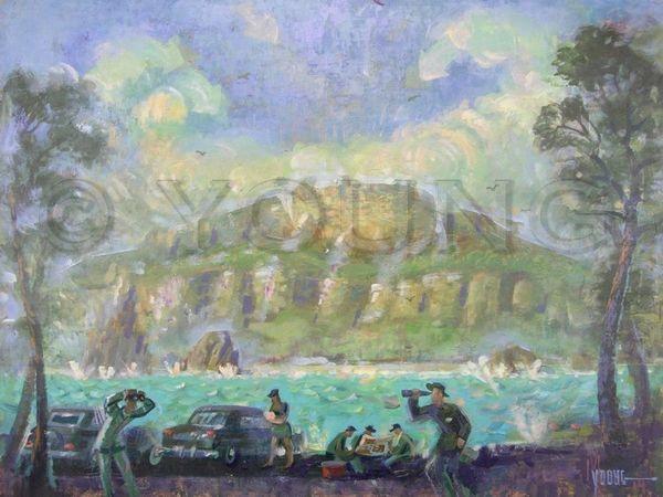 In Search Of Noah's Ark-Original Painting