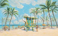 Life Savers-22x36 Print On Canvas