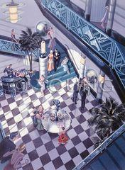 Intermission-40x30 Print On Fine Art Paper