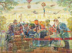 Blowout-30x40 Print On Fine Art Paper