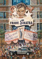 Frankie - 24x18 Print On Matte Paper