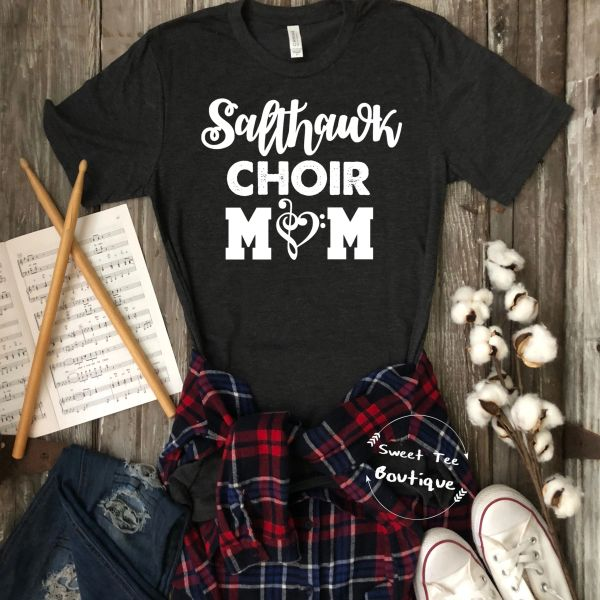 [Choose Your Team/School] Choir Mom
