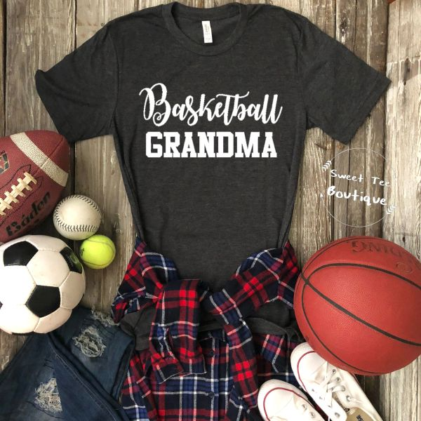 Basketball Grandma