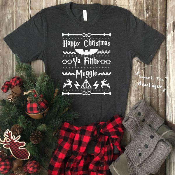 Happy Christmas Ya Filthy Muggle