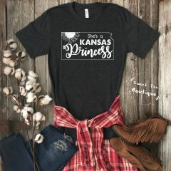 She's a Kansas Princess