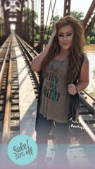 Life is Better in the Country Tank