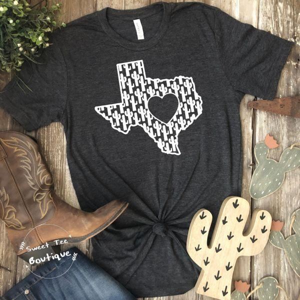Heart of Texas Cactus