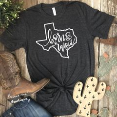 Texas Born & Raised