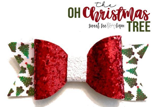 The Oh Christmas Tree