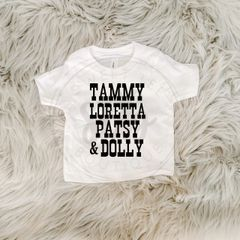 Country Queens Baby Tee