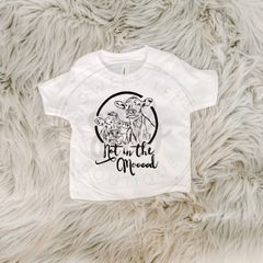 Not in the Moood Baby Tee