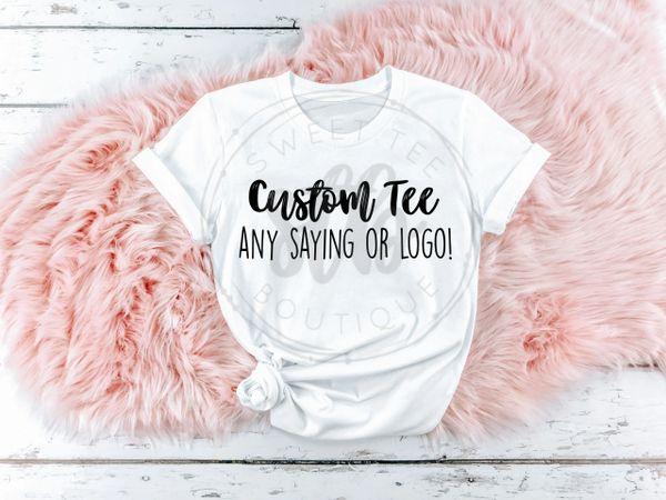 Custom Tee