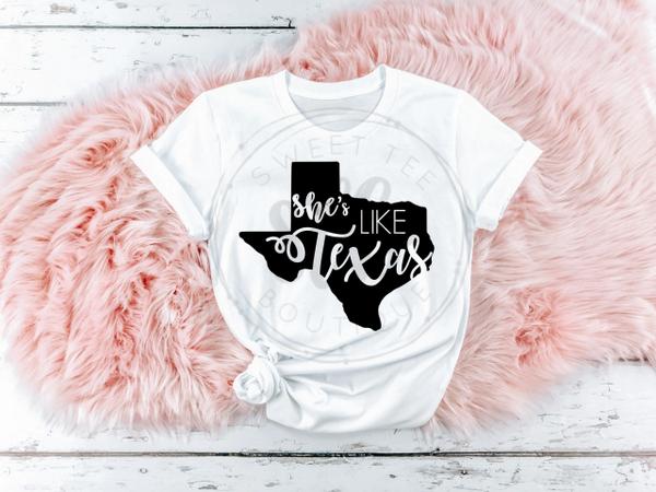 She's Like Texas