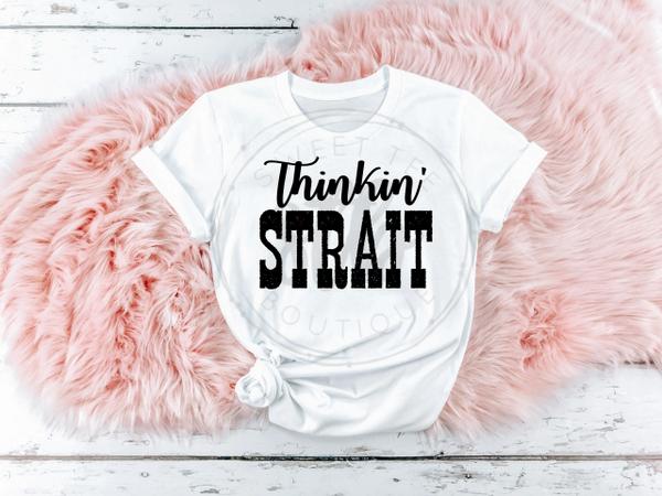 Thinkin' Strait