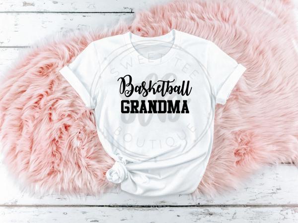 Basketball Grandma