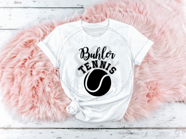Choose Your Team Name Tennis
