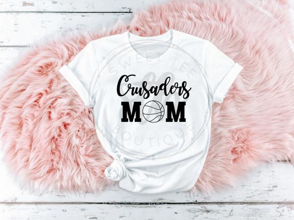 Choose Your Team Name Basketball Mom