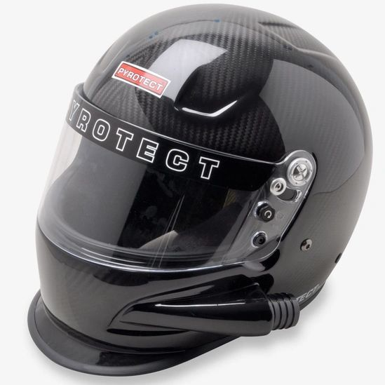 Pyrotect Airflow Interior Pro Airflow Helmet - Duckbill Side Forced Air Carbon SA2015