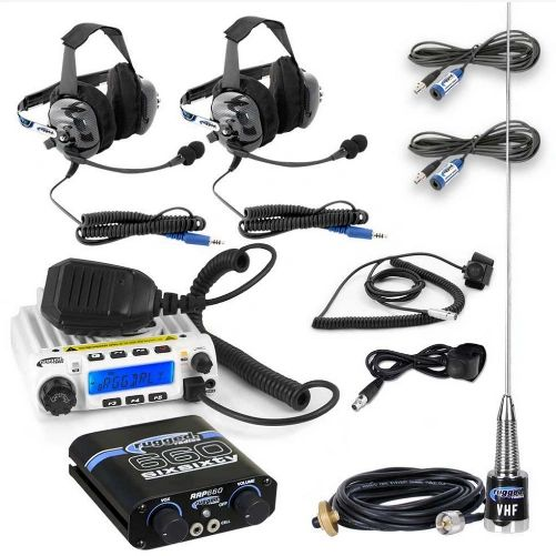 Ultimate Rider RRP660 2-Person System with 60-Watt Car-2-Car