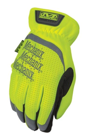 Mechanix Wear - Fast Fit Hi-Viz Gloves - Neon