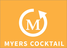 Myer's Cocktail IV therapy delivers a large dose of intravenous nutrient supplement