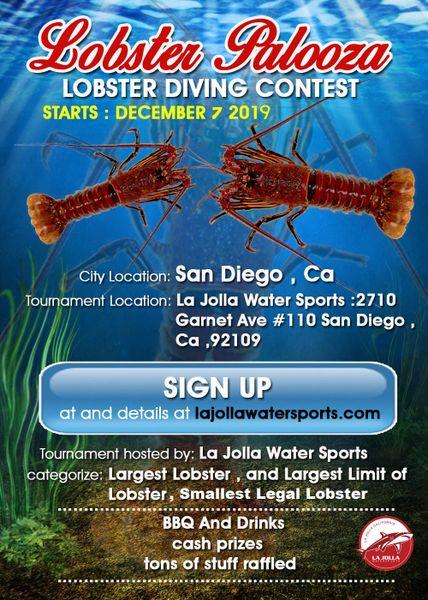 lobster palooza contest