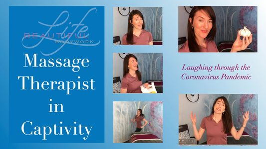 Massage Humor Health benefits of laughing relax muscles naturally stress reduction SNL immunity