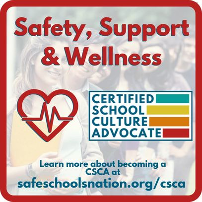 Safety, Support & Wellness Core Competency
