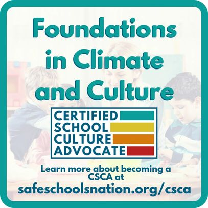 Foundations in Climate and Culture