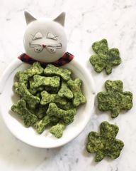 Spinach Crunch