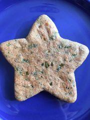 Cheesy Kale Crunch