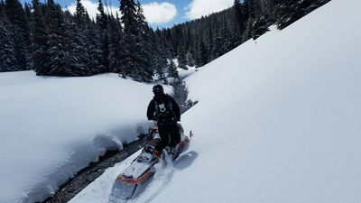 Bighorn Mountain Snowmobile Guides and Clinics
