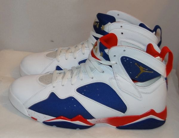 Air Jordan 7 Olympic Size 11 304775 123 #3488