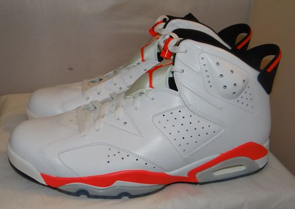 New Air Jordan 6 Infrared Size 14 #3593