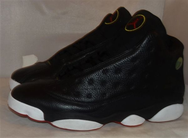 Air Jordan 13 Playoff Size 13 414571 001 #3803