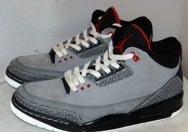 Air Jordan 3 Stealth Size 11.5 136064 003 #3851